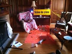 Scène de crime DTEC (Animation Concept) Tags: police teambuilding dtec policière détective tactique consolidation criminel enquête scènedecrime animationconcept