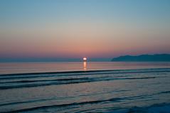 Sonnenaufgang :: Sunrise (peterwoelwer) Tags: sunrise balticsea sonnenaufgang ostsee binz