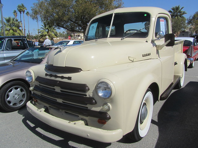 window truck three pickup dodge 1949