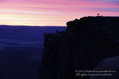 Green River Overlook at Sunset - Canyonlands National Park Utah (dsphotoscapes@aol.com) Tags: sky cliff usa landscape landscapes utah nationalpark desert fineart canyon canyonlands redrock nationalparks nationalgeographic giclee utahlandscapes utahnationalparks gicle greenriveroverlook dsphotoscapes lubbockcameraclub