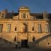 L'escalier monumental de l'aile de la Belle Cheminée