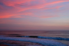 Red Sky at Night (brianfarrell) Tags: ocean sea bali indonesia relax march surf peace lot wave serene relaxed tranquil tanahlot tanah 2013