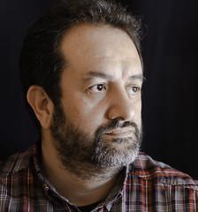 Jos Vicente Jimnez Ribas (Fortimbras) Tags: portrait selfportrait retrato autoretrato strobist fortimbras