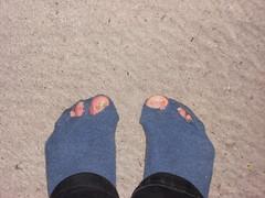 am ashamed (lasseman92) Tags: new socks out big nice sock toe hole rags bad holes holy terrible worn torn heel cry trasig hobo hollow ragged tattered holey inherited hål tå strumpa straff luffar strumphål utslitna