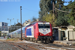 220.035 (Marco Stellini) Tags: greek diesel national railways athina 220 athen ose adtranz
