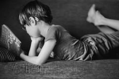 reading (Kirstin Mckee) Tags: boy reading harrypotter