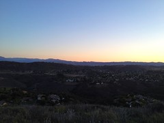 April 9 sunrise (Night Owl City) Tags: california usa sunrise venturacounty thousandoaks conejovalley flickrgram uploaded:by=flickrmobile flickriosapp:filter=nofilter