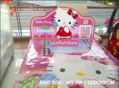 BED SORONG 2IN1 120X200 HELLO KITTY 04A (BIGLAND SPRING BED) Tags: hello bird florence spring bed furniture hellokitty interior central champion kitty romance american elite koala trendy angry headboard simmons serta 3in1 per 2in1 mattress quantum divan alga puri tempur busa sealy superland dreamline pegas newmember slumberland kasur bigland springbed dipan dunlopillo angrybirds mebel harmonis uniland everdream kingkoil enzel airland springair bigpoint comforta protectabed sandaran therapedic guhdo kasurbusa purifurniture kasurper comfortaspringbed ladyamericana perivera periveraspringbed