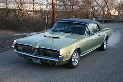 "1968 Cougar • <a style=""font-size:0.8em;"" href=""http://www.flickr.com/photos/85572005@N00/8642778695/"" target=""_blank"">View on Flickr</a>"