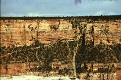 Grand Canyon steep-sided canyon carved by the Colorado River in the U.S. state of Arizona in North America 1987 068 (photographer695) Tags: grand canyon steepsided carved by colorado river us state arizona north america 1987