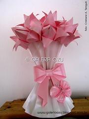 IMG_4668 (Galeria Ozu) Tags: cute origami galeria tulip vase vaso tulipa ozu indaiatuba