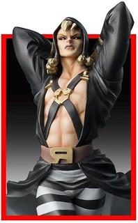 雕像傳說新作!最後的暗殺者里蘇特 ‧ 涅羅