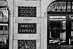 Orient Express (DanieleS.) Tags: trip travel white black station wow turkey photography photo amazing cool fantastic shoot foto shot good great istanbul april express aprile orient capture dannyboy viaggi viaggio turchia 2013