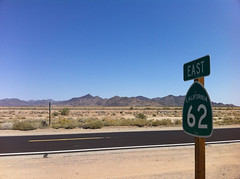 East on 62 (Chris Barrus) Tags: california ca62