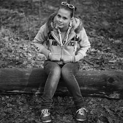 (P_n_G) Tags: portrait bw 120 6x6 girl mediumformat iso400 dasha fomapan ultra400 kidportrait zenzabronicasqai zenzanonps180mm