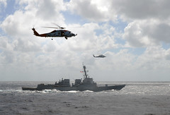 160715-N-YU572-110 (U.S. Pacific Fleet) Tags: indianocean seahawk spruance surfaceactiongroup pacsag