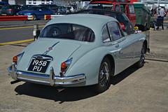 Jaguar XK150 Fixed Head Coupe (CA Photography2012) Tags: 1958pu jaguar xk150 fixed head coupe fhc classic british sportscar supercar gt grand tourer jag xk 150 ca photography automotive exotic car spotting bentley drivers club silverstone