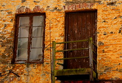 Past My Best (acwills2014) Tags: abandoned peeling decay character rustic textures derelict rusticcharm lynton