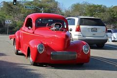 5th Annual Whittier Area Classic Car Show (USautos98) Tags: 1941 willys prostreet hotrod streetrod custom