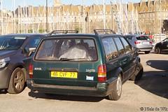 Rover Montego Estate 2.0 GTD (NielsdeWit) Tags: nielsdewit saint malo st saintmalo france 46 cvf 77 46cvf77 f austin