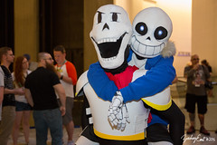 20160904-123755-5D3_9857 (zjernst) Tags: 2016 atlanta brothers con convention cosplay costume dragoncon papyrus sans skeleton undertale videogame