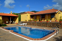 Walking on La Palma (Snapjacs) Tags: walking hiking canaryislands lapalma rural paths trails countryside volcanic scenery landscapes cottage swimmingpool placestorent placestostay