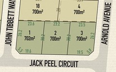 Lot 02, Jack Peel Circuit, Kellyville NSW