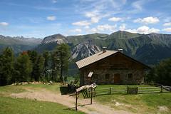 Relax (cicciobaudo) Tags: montagna baita maso trentino alto adige bolzano verde
