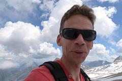 Ralph@Zugspitze (sillie_R) Tags: austria cloud germany landscape mountain portrait rock snow zugspitze ehrwald tirol
