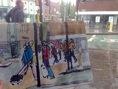 29-Juli-foto- (marikestokker) Tags: urbansketchers symposium manchester