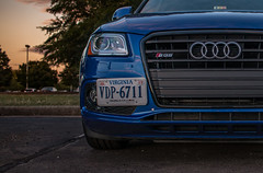SQ5-13 (_HDMEDIA_) Tags: audi sq5 german suv euro supercharged v6 blue photography low stance