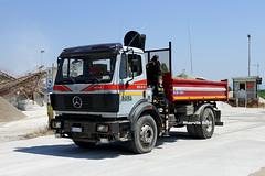 MERCEDES 1844 (marvin 345) Tags: mercedes1844 truck trucks mercedestruck germantruck italy italia friuli camion autocarro mercedes