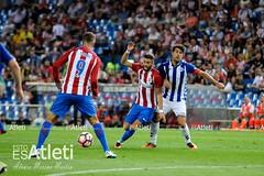 Partido Atltico de Madrid 1-1 Alavs (Esto es Atleti) Tags: temporada201617 alaves atleti atleticodemadrid deportivoalaves jornada1 ligasantander primerpartidoliga1617 vicentecalderon carrasco