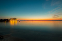 Es Marqus. (dearwalrus) Tags: sunset atardecer calma beach playa platja majorca mallorca jordi sant colonia 10mm samyang 70d canon marqus