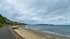 Sandown Bay (Rob Jennings2) Tags: isleofwight iow sandown shanklin sea beach bay sandaownbay