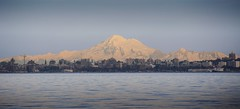 Mt. Baker and Victoria (David Badke) Tags: colwood bc landscape city