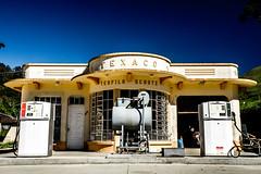 Posto Texaco (Pedros0ares) Tags: paisagem casaro ranchoqueimado posto texaco