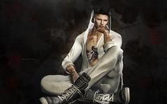 ::GB::Hoodie Sweat jacket/pants @Ultra (Kai Wirsing) Tags: gb nomatch vale koer blood bandage ultra