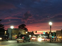 Technicolor Sunset over East Boston (marilora) Tags: technicolor eastboston sunset