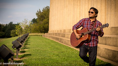 TN_Adarsh_Poonam PF-1 (SaurabhM Photography) Tags: portrait photography smokies nashville beautiful guitarist music nature admiration friendsandfamily smiles greenery warmth vignette