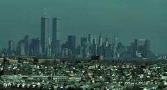 WTC 219 (stevensiegel260) Tags: worldtradecenter twintowers manhattanskyline newyorkskyline 1980s jerseycity newjersey