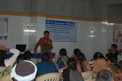 Child protection training to government Officers