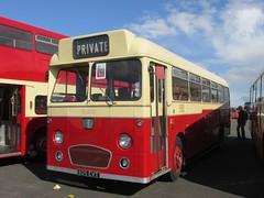 PMT SL805 805EVT Donington Park Circuit attending Showbus 2016 (1280x960) (dearingbuspix) Tags: preserved showbus showbus2016 pmt potteriesmotortraction 805 sl805 805evt