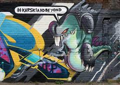 graffiti amsterdam (wojofoto) Tags: graffiti amsterdam nederland holland netherland wojofoto wolfgangjosten streetart ndsm beyond