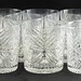 4023. Set of 12 Edinburgh Cut Glass Tumblers