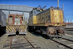 DSC_3745 (RHMImages) Tags: old railroad museum train rust decay interior railway trains historic rusted rusting streetcars d600 westernrailwaymuseum wrm