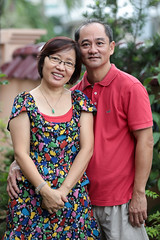 Mom & Dad (juzmarc) Tags: portrait people portraits canon portraiture ef portraitures 5d3 canon5diii 5diii canon5d3
