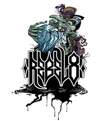 taste of the black diamond (mrzero) Tags: illustration graffiti design mr very you contest tshirt diamond blank colored much zero handdrawn rebel8 mrzero