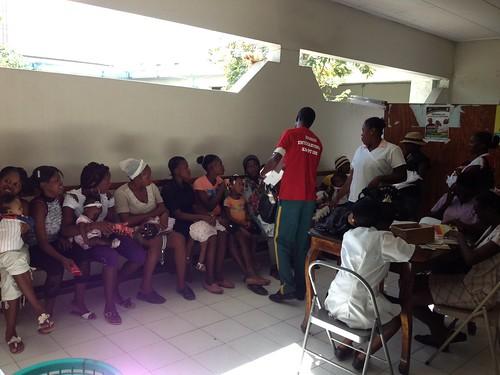 Haiti ICD 2013