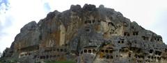 Otuzco panoramas (10b travelling) Tags: peru latinamerica southamerica americas tombs cajamarca mortuary otuzco 2013 ventanillas ventanillasdeotuzco iptcbasic
